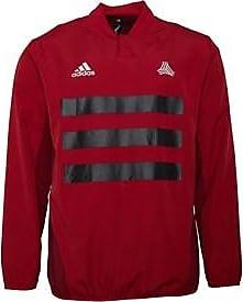 adidas mesh lined overhead long sleeve top. DZ9594