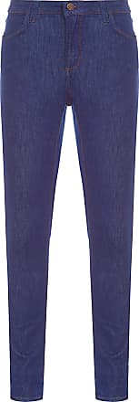 Dudalina Calça Jeans Skinny Demi - Azul