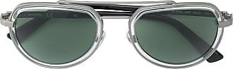 Diesel Óculos de sol aviador - Cinza