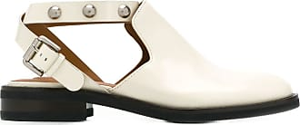See By Chloé studded roller buckle loafers - Branco