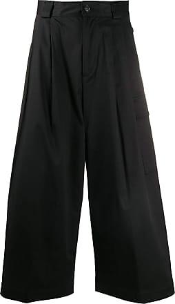 Woolrich Fashion Woman WWTR0047FRUT2244100 Black Cotton Pants | Spring Summer 20