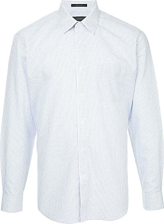 Durban Camisa xadrez - Branco