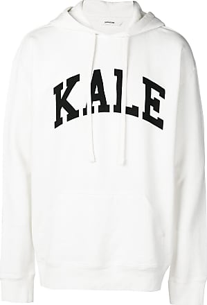 Zadig & Voltaire printed Spencer hoodie - White