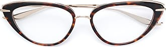 Dita Eyewear LACQUER optical glasses - 02 TRT-GLD BROWN GOLD