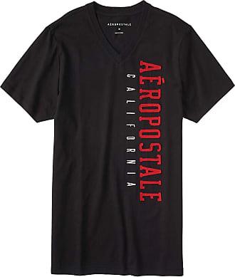 Aéropostale Camiseta Aeropostale Tamanho:P;Cor:Preto