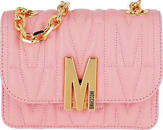 Moschino Cross Body Bags - Chain Crossbody Bag Pink - rose - Cross Body Bags for ladies