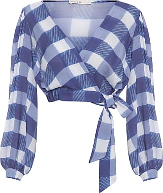 Dress To Blusa Estampada Hidra - Azul