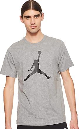 Nike Jordan T-Shirt Jumpman Grey L (Large)