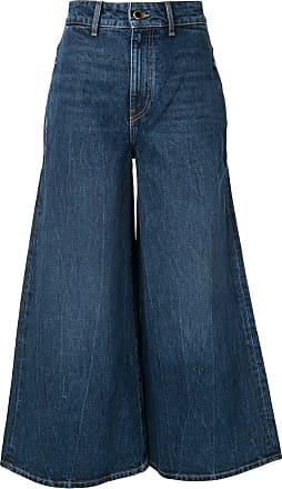 Khaite Calça jeans Darcy - Azul