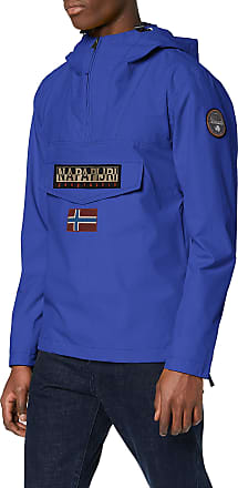 Napapijri Mens Rainforest M Sum 1 Jacket, Blue (Ultramarine Blu Bb41), XXX-Large