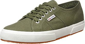 Superga Unisex Adults 2750-cotu Classic Gymnastics Shoes, Green (Green Sherwood 102), 7.5 UK
