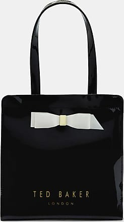 Ted Baker Bow Detail Small Icon Bag in Black ARYCON, Womens Accessories