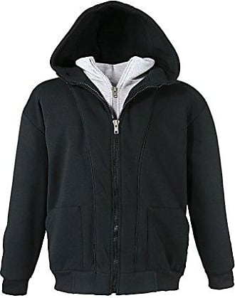 LAVECCHIA Kapuzen Sweatshirt 3XL 4XL 5XL 6XL 7XL 8XL Übergröße Sweatjacke  706