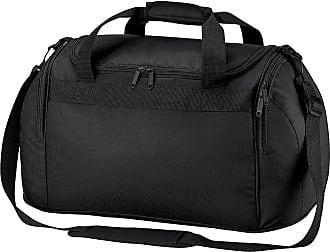 BagBase Bagbase Freestyle Holdall / Duffle Bag (26 Litres) (One Size) (Black)