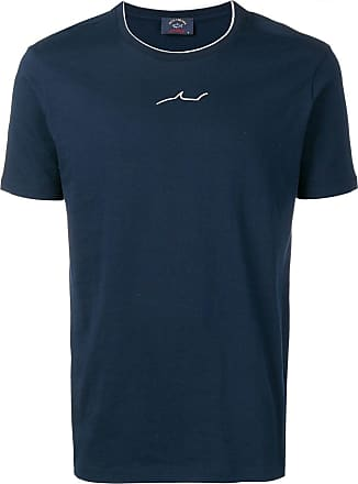 Paul & Shark Camiseta slim - Azul