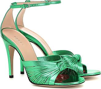 Sandaletten neu in pinkgrün Gr. 35