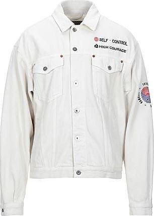Jeansjakker for Menn i Hvit − Kjøp opp til −51% | Stylight