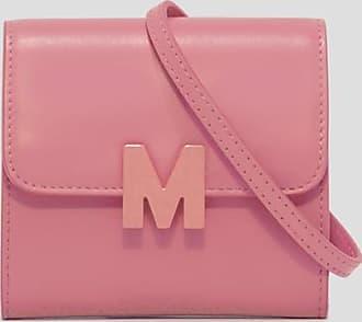 Msgm m logo bag