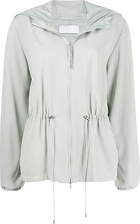 Fabiana Filippi drawstring waist jacket - Green