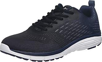a7fa9942e67c45 CHUNG SHI Herren Duxfree Berlin Sneaker Mehrfarbig (Schwarz Blau 8810011)  46 EU