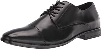 Kenneth Cole Reaction Mens RMS0064AM Eddy BRG Lace Up Ct Size: 6.5 UK Black