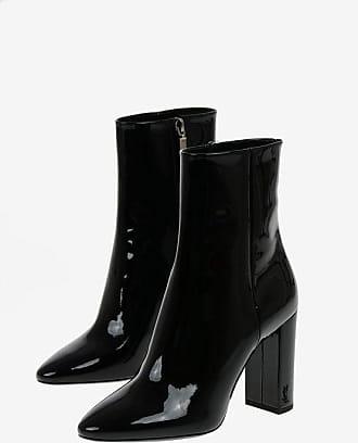 Saint Laurent 9cm Patent Leather Ankle Boot Größe 36