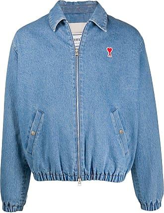 Ami Jaqueta jeans Ami De Coeur - Azul