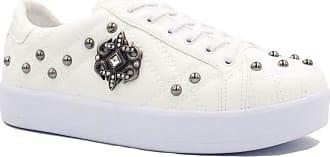 Zariff Tênis Zariff Shoes Flatform Casual Pedras