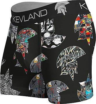Kevland Underwear CUECA BOXER ORIGINALS KEVLAND PRETO (1, M)