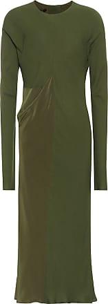 Haider Ackermann Long-sleeved midi dress