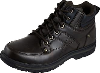 Skechers 65771 Mens Relaxed Fit Segment-Rapton Boot