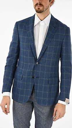 Corneliani check drop 6 r GATE blazer size 50