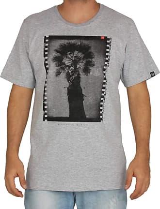 Wave Giant Camiseta Estampada Wg Film - Cinza - P