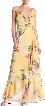 Yumi Kim Meadow Wrap Maxi Dress