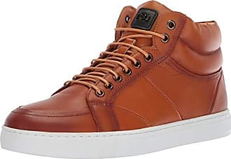 Zanzara Mens Tassel Sneaker Cognac 10.5 M US