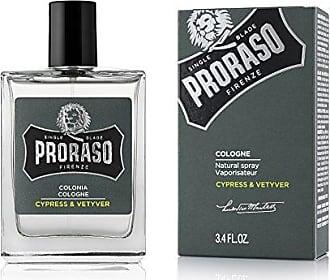 Proraso Eau De Cologne, Cypress and Vetyver, 3.4 Fl Oz