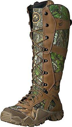 Irish Setter Womens Vaprtrek 1821 Knee High Boot, Mossy Oak Obsession Camouflage, 6 D US