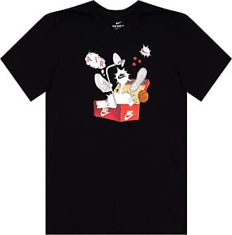 Nike Logo T-shirt Mens Black