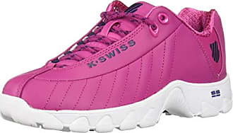 K-Swiss Womens ST329 CMF Sneaker Very Berry/Medieval Blue 10 M US