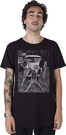 Stoned Camiseta Longline Three Little Girls - Llnthreeli-pt-03