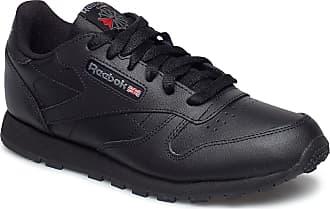 Reebok Classic Leather Sneakers Skor Svart Reebok Classics
