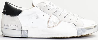Philippe Model Philippe model sneaker dettagli neri - bianco
