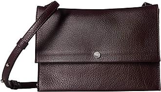 0404b8921 Shinola Accordion Crossbody Luxe Grain SS (Plum) Cross Body Handbags