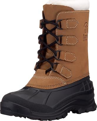 kamik Alborg, Womens Boots, Beige (TAN-BRUN PALE /TAN), 41 EU