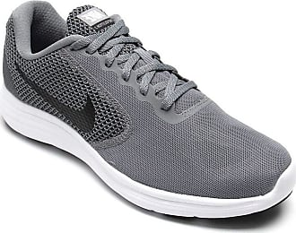 Nike Tênis Nike Revolution 3 Cinza/preto