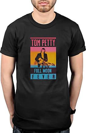 AWDIP Official Tom Petty Full Moon Fever T-Shirt Black