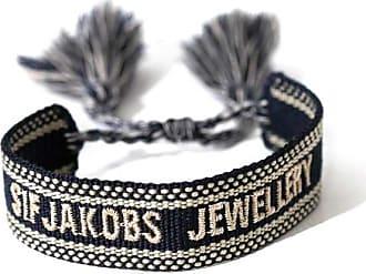 Sif Jakobs Jewellery Bracelet SIF JAKOBS JEWELLERY WEBBING BRACELET BLUE