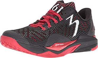 361° Mens 361-MAZER Basketball Shoe, Black/chi, 10.5 M US