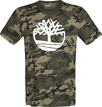 Timberland Kennebec River AOP Camo Tee - T-Shirt - camouflage