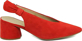 Wonders I-8005 Red Red Size: 8.5 UK